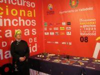 IV CONCURSO NACIONAL DE PINCHOS Y TAPAS CELEBRADO EN VALLADOLID 2008 - 12