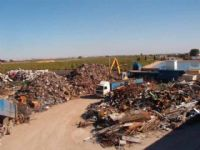 Recuperacion de Chatarra, Papel y Plasticos - Prensado de Coches - Transportes Nacional e Internacional Alhama de Murcia - 4